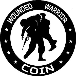 Wounded Warrior Coin ico